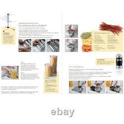 100% Brand New Marcato Ampia 180 Classic Pasta Machine (made In Italy)