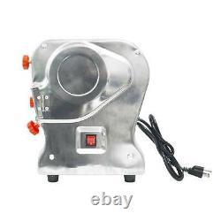 110V Automatic Electric Pasta Press Maker Dumpling wonton Skin Noodle Machine US