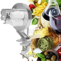 12'' Pasta Noodle Maker Fruit Juicer Press Spaghetti Home Kitchen Maker Machine