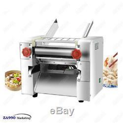 1500W Electric Pasta Press Maker Noodle Machine Dumpling Skin Home Commercial
