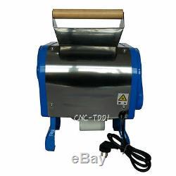 220V Automatic Electric Pasta Maker Machine Roller Press Noodles Machine 30kg/h