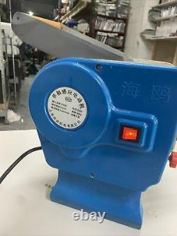 220V Electric Pasta Maker Dumpling Skin Roller Noodles Machine