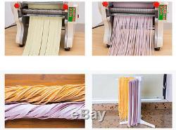 220V Home Commercial FKM160 Pasta Press Maker Noodle Machine Dumpling Skin 550W