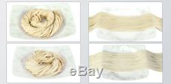 220V Stainless Steel Automatic Electric Noodles Pasta Dumpling Skin Make Machine