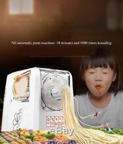 22%, intelligent automatic electric noodle machine noodle maker Dumplings pasta