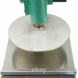 22cm Pizza Dough Pastry Press Machine Manual Presser Cake Sheeter Pasta Maker