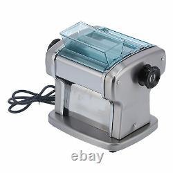 2Blade Electric Pasta Maker FullAutomatic Dumplings Noodle Pressing Machine