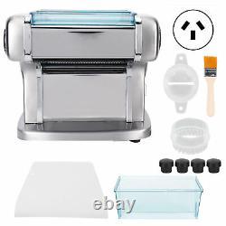 3-Blade Electric Noodle Maker Full-Auto Pasta Dough Machine For Dumpling Pastr A