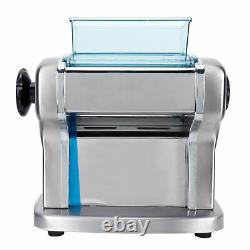 3-Blade Electric Noodle Maker Full-Auto Pasta Dough Machine For Dumpling Pastry
