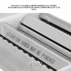 3-piece Pasta Maker Machine Roller Cutter Set For KitchenAid Mixer Attachment
