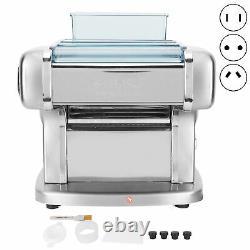 4-Blade Electric Noodle Maker Full-Automatic Pasta Dumpling Pastry Press Machine