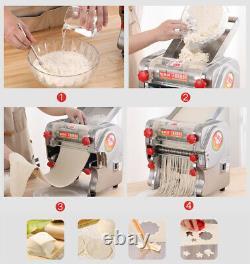 550W Electric Pasta Machine Pasta Maker Noodles Making Machine 220V