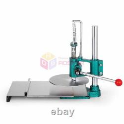 7.8Household Pizza Dough Pastry Manual Press Machine Roller Sheeter Pasta Maker