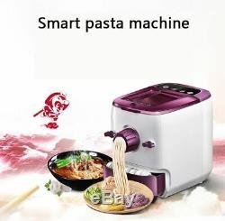 Automatic Electric Pasta Maker DIY Vegetables Noodle Machine Dumpling Shell Make