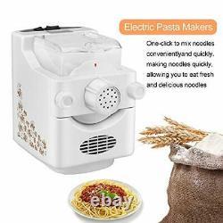 Automatic Electric Pasta and Ramen Noodle Maker Machine Kacsoo Home Use 9 Noo