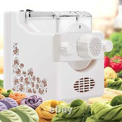 Automatic Pasta Maker, 180W Electric Pasta Machine, Fully Automatic Noodle with
