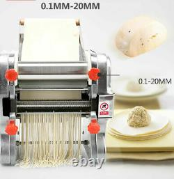Automatic noodle pasta maker with Noodles Roller Tool Electric noodle machine