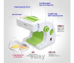 BETHEL BE-8000 Noodle Pasta Maker Dumpling Skin Paper Machine