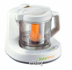 Baby Food Maker Machine Cooker Blender Steam Puree Toddler Infant Rice Pasta Egg