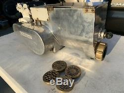 Bottene Electric Pasta Noodle Extruder Machine Maker Industrial Italy Used