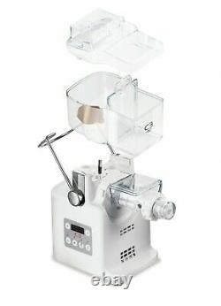 C3 Basta Pasta Fresh Pasta Machine Automatic Pasta Noodle Maker Gastro White New