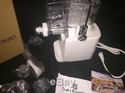 COOK's Essentials mc n186 ronco electric pasta machine dokebi sutaking noodle