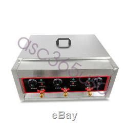 Commercial6 Holes Kitchen Pasta Cooker Noodles Pasta Cooking Machine 220VDining
