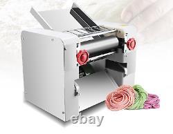 Commercial 1500W Electric Dough Sheeter Noodle Pasta Dumpling Maker Machine