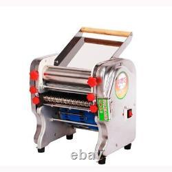 Commercial Electric Dough Roller Sheeter Noodle Pasta Dumpling Maker Machine NEW