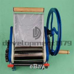 Commercial Manual hand Noodle machine Pasta Dumpling Skin Maker Machine