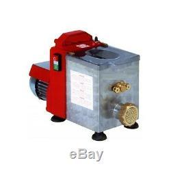ELECTRIC FRESH PASTA NOODLE MAKER MACHINE 1,5 KGS 3,3lb 15 PASTA DIES INCLUDED