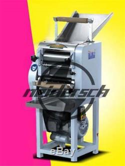 Electric Commercial 220v 230mm Pasta Press Maker Noodle Machine Stainless Steel