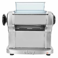Electric Noodle Maker Pasta Dough Dumpling Pastry Press Machine With 2-Blades