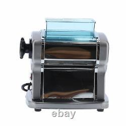 Electric Noodle Maker SingleBlade Stainless Steel Pasta Dough Pressing Machin G