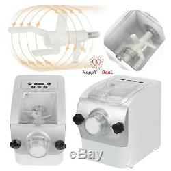 Electric Pasta Maker Automatic Noodle Machine Spaghetti With 8 Shaping Discs