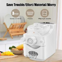 Electric Pasta Maker Machine, Automatic Household Multifunctional Noodle Making