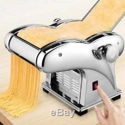 Electric Pasta Maker Noodle Maker Roller Machine 6 Thickness Setting 1 Cutter
