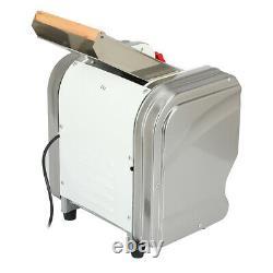 Electric Pasta Maker Noodle Press Machine 3mm/9mm Dough Press Mix Commercial