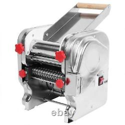 Electric Pasta Maker Stainless Steel Noodles Roller Machine 220V Household