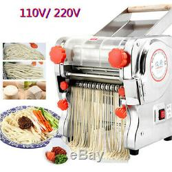Electric Pasta Press Maker Noodle Machine Stainless Steel