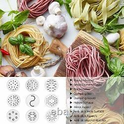 Electric Pasta and Ramen Noodle Maker Machine Automatic Noodle Maker Machine