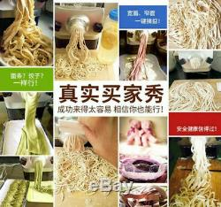Electric noodle machine fully automatic noodle maker pasta maker Free shipping