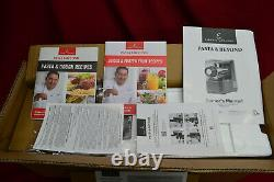 Emeril Lagasse Pasta & Beyond Pasta Machine Juicer/Frozen Dessert Meat Grinder