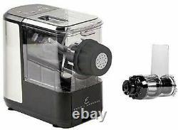 Emeril Lagasse Pasta & Beyond Pasta and Noodle Maker Machine Black Slow Juicer