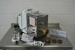 Fimar Fresh Pasta machine MPF 2,5N 4 brass nozzles + cutting knife FREE DELIVERY