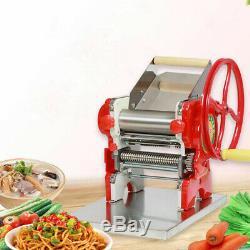 Home Manual Noodle machine Pasta Press Maker Dumpling Skin Maker Machine
