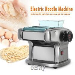 Household Electric DIY Noodle Machine Pasta Dumpling Wrapper Maker Cutter Roller