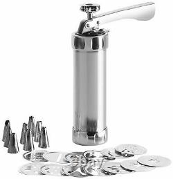 IBILI Churro Maker Machine For And Pasta Cookies Decorate Aluminium