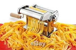 IMPERIA iPasta NUDELMASCHINE PASTA MAKING MACHINE PATES NUDELN NOODLE SET ITALY