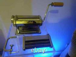 Imperia Italian Double Cutter Pasta Machine SP150. Number 000961